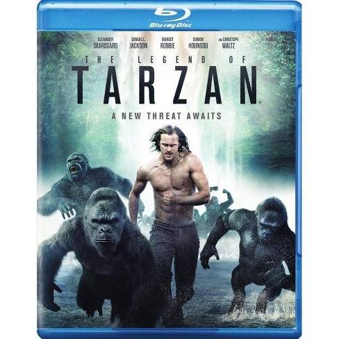The Legend of Tarzan (Blu-ray) - image 1 of 1