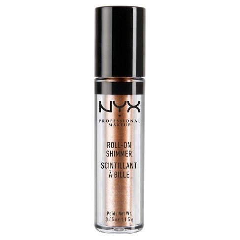 NYX Roll On Shimmer - Nude - .052 oz - image 1 of 2