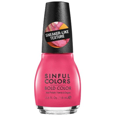 Sinful Colors Sporty Brights Nail Polish - 0.5 fl oz