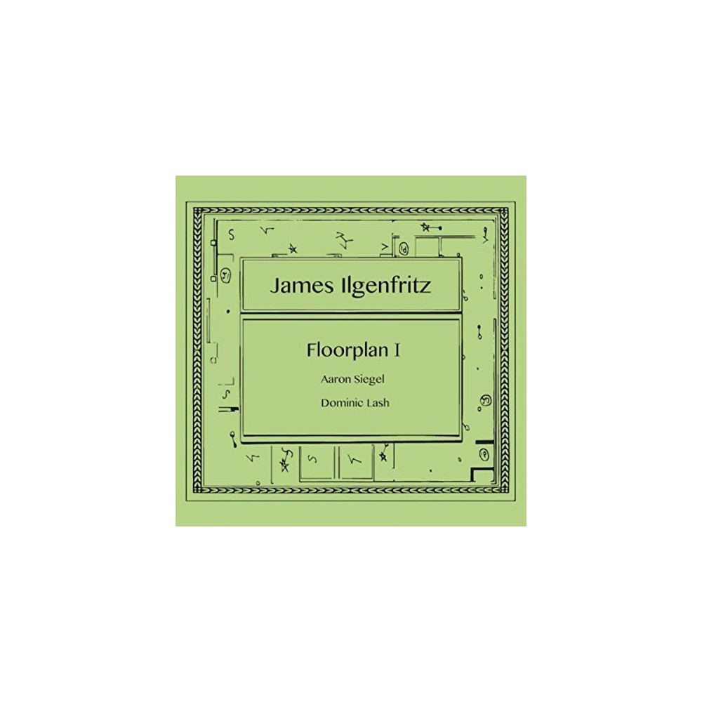 James Ilgenfritz - Floorplan I (CD)