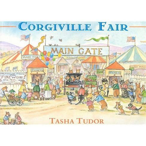 Corgiville Fair - by  Tasha Tudor (Hardcover) - image 1 of 1