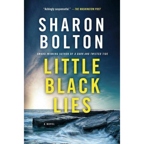 Little Black Lies - by  Sharon Bolton (Paperback) - image 1 of 1