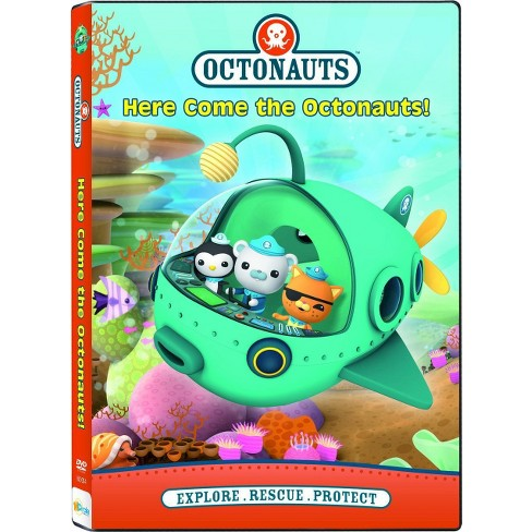 Octonauts: Here Come the Octonauts! (DVD) - image 1 of 1