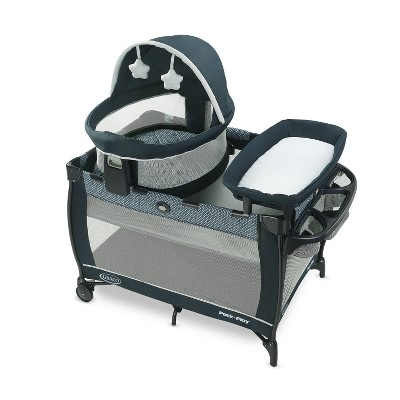 Graco Pack 'n Play Travel Dome LX Playard - Leyton
