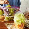 Hefty Gallon Food Storage Slider Bag - 30ct - image 4 of 4