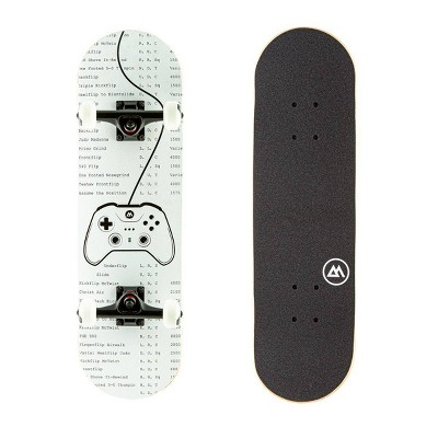 "Magneto Boards 27.5"" Kids' Skateboard - Video Game"