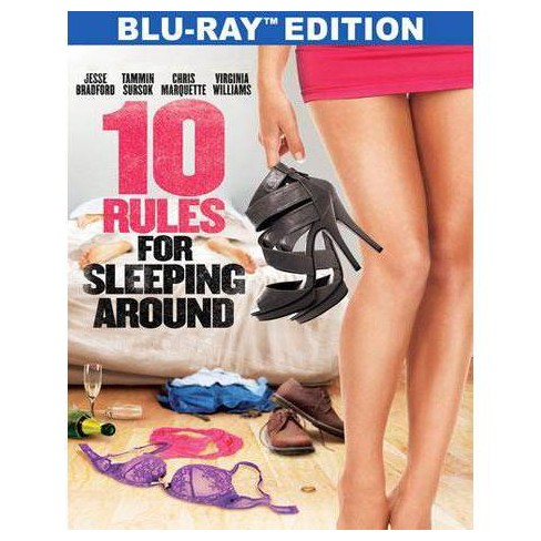 10 Rules for Sleeping Around (Blu-ray) - image 1 of 1