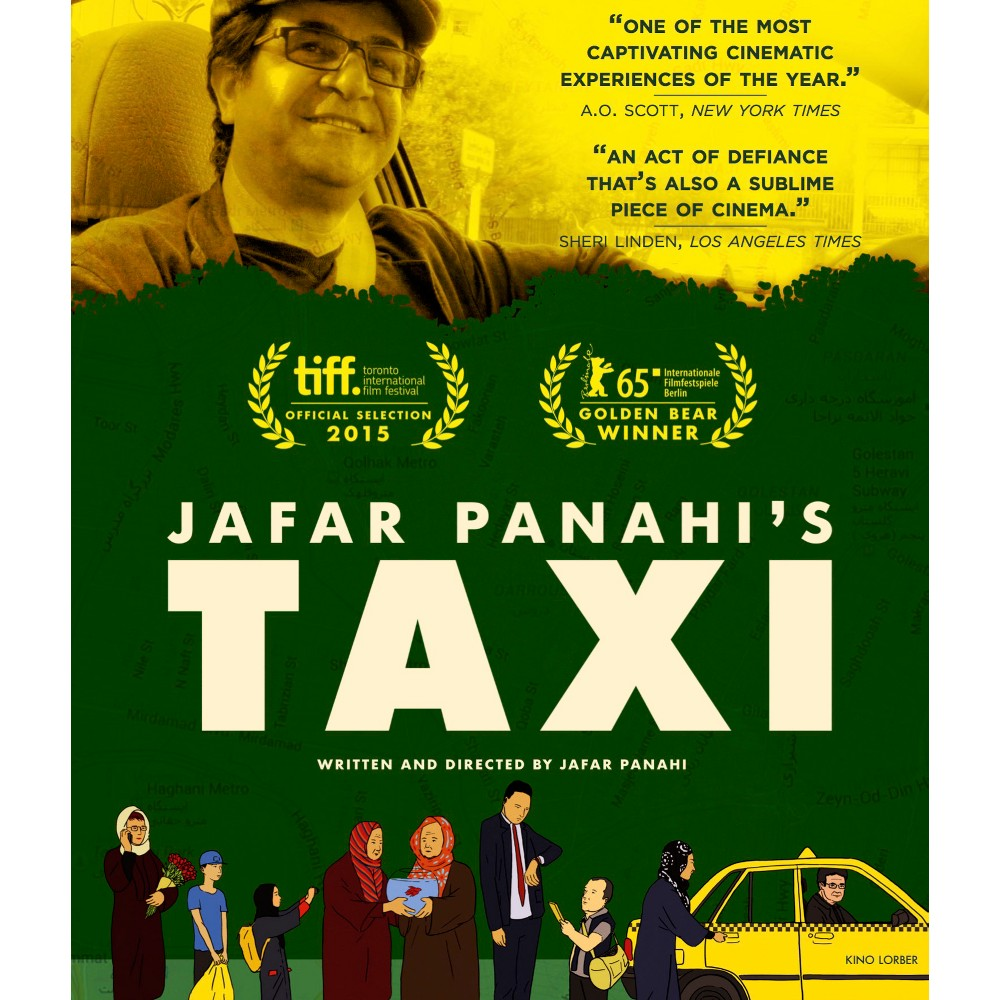 Taxi (Blu-ray), Movies