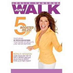 Leslie Sansone: 5 Boosted Miles (DVD)