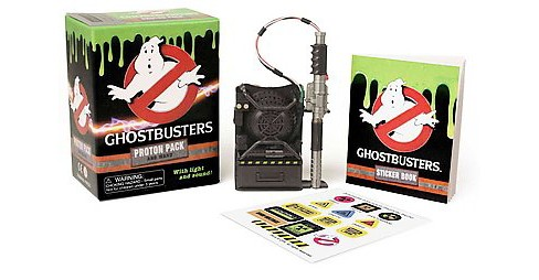 Ghostbusters Proton Pack and Wand (Mixed media product) - image 1 of 1