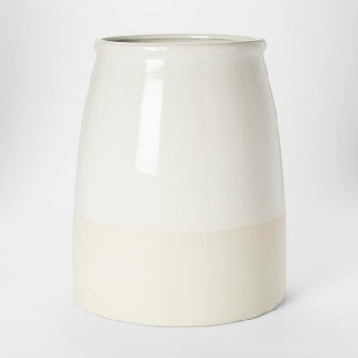 Decorative Vase - White - Threshold™