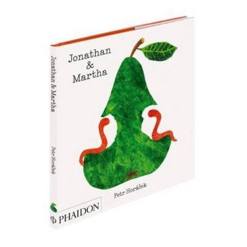 Jonathan and Martha - (Hardcover) - image 1 of 1