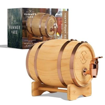 1L Whiskey Barrel