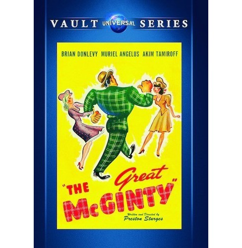 Great Mcginty (DVD) - image 1 of 1