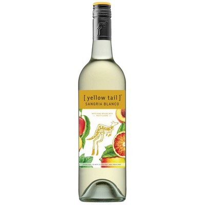 Yellow Tail Sangria Blanco Wine - 750ml Bottle