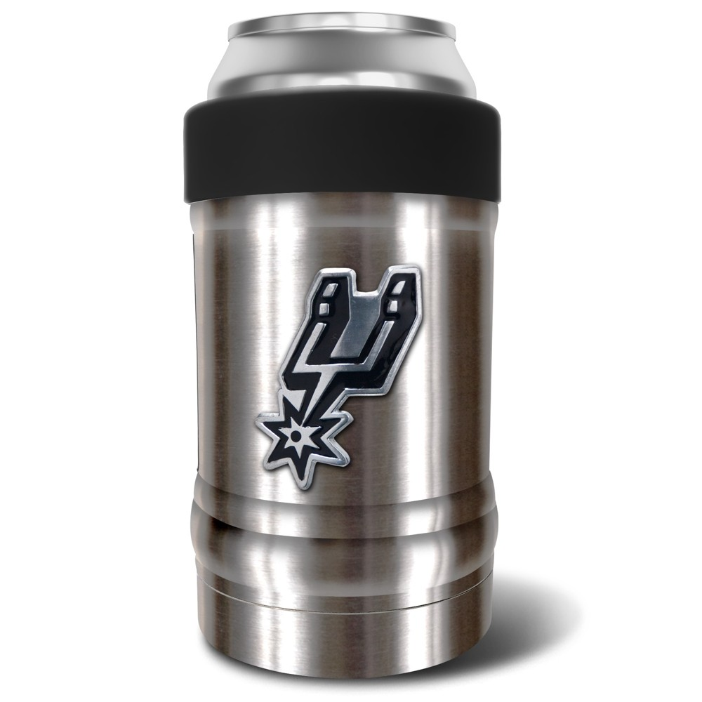 NBA San Antonio Spurs 12oz Locker Double-Wall Can and Bottle Holder