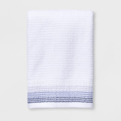 Strie Stripe Hand Towel White - Project 62™
