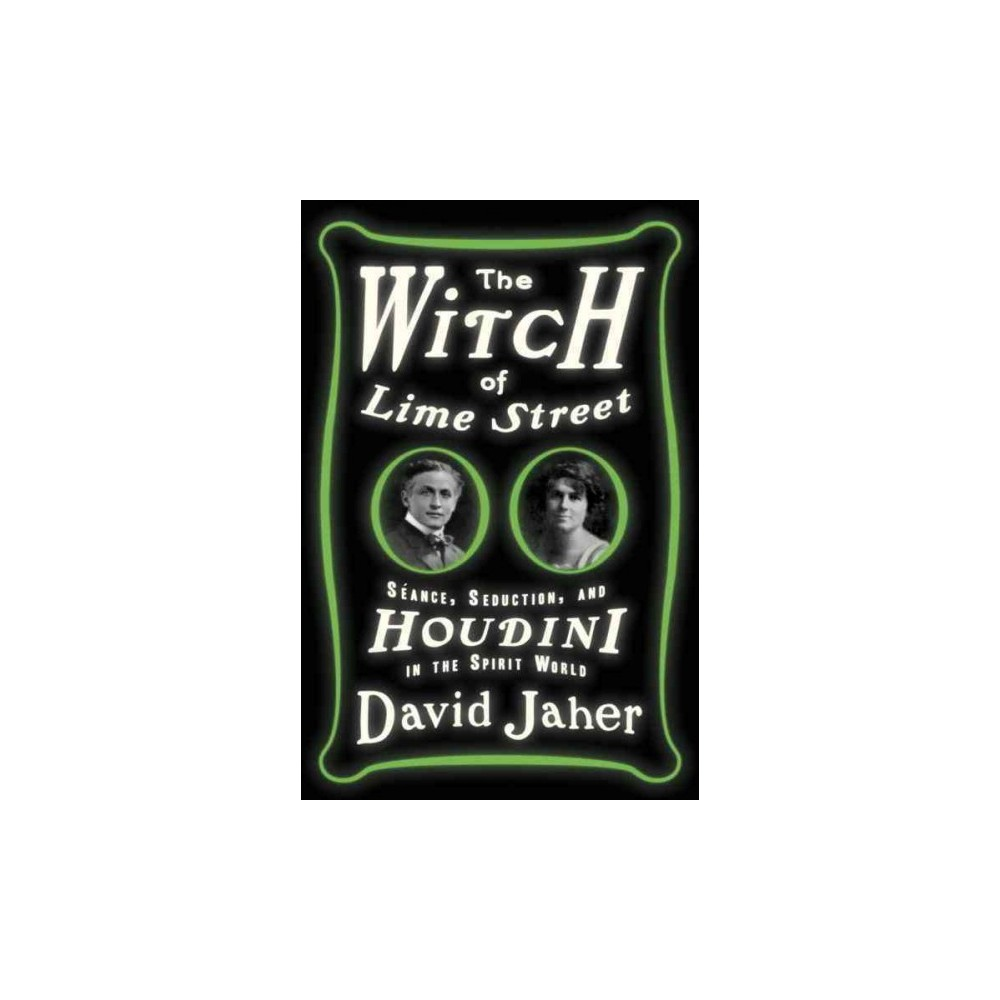 The Witch of Lime Street (Hardcover)