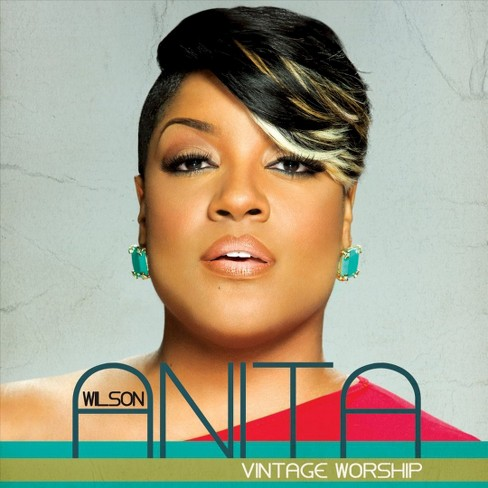 Anita wilson - Vintage worship (CD) - image 1 of 1