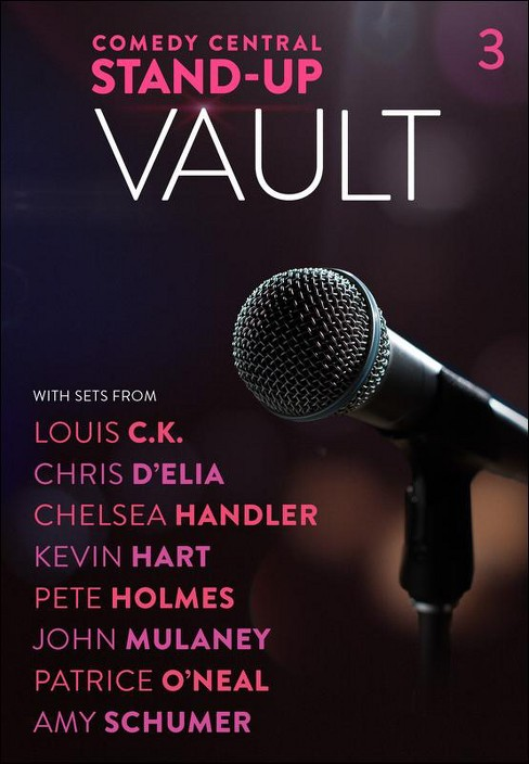 Comedy central stand up vault no 3 (DVD) - image 1 of 1