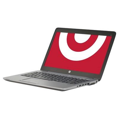 HP 840 G1 Pre-Owned/Certified Laptop Core i7-4600U 2.1GHz/8GB Ram/240GB SSD/NO_ODD/14/Windows 10 Pro (64Bit)- Gunmetal (TT2-0004)