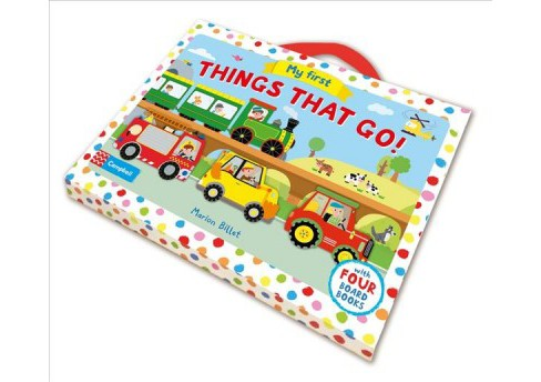 My First Things That Go! (Hardcover) - image 1 of 1
