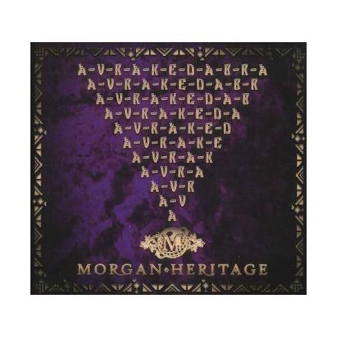 Morgan Heritage - Avrakedabra (CD) - image 1 of 1