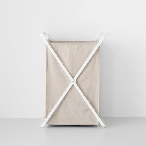 Folding X-Frame Hamper - Made By Design™ - image 1 of 4
