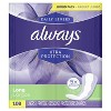 Always Xtra Protection Daily Liners Long - Unscented- 108ct - image 3 of 4