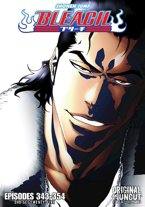 Bleach Uncut Set 25 (DVD) - image 1 of 1