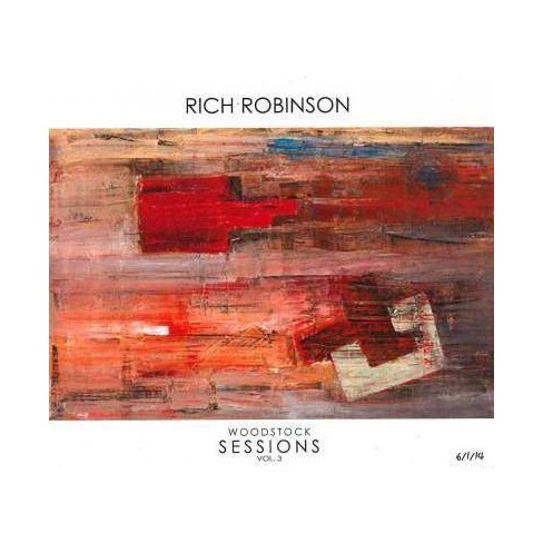 Rich (Black Crowes) Robinson - Woodstock Sessions (CD) - image 1 of 1