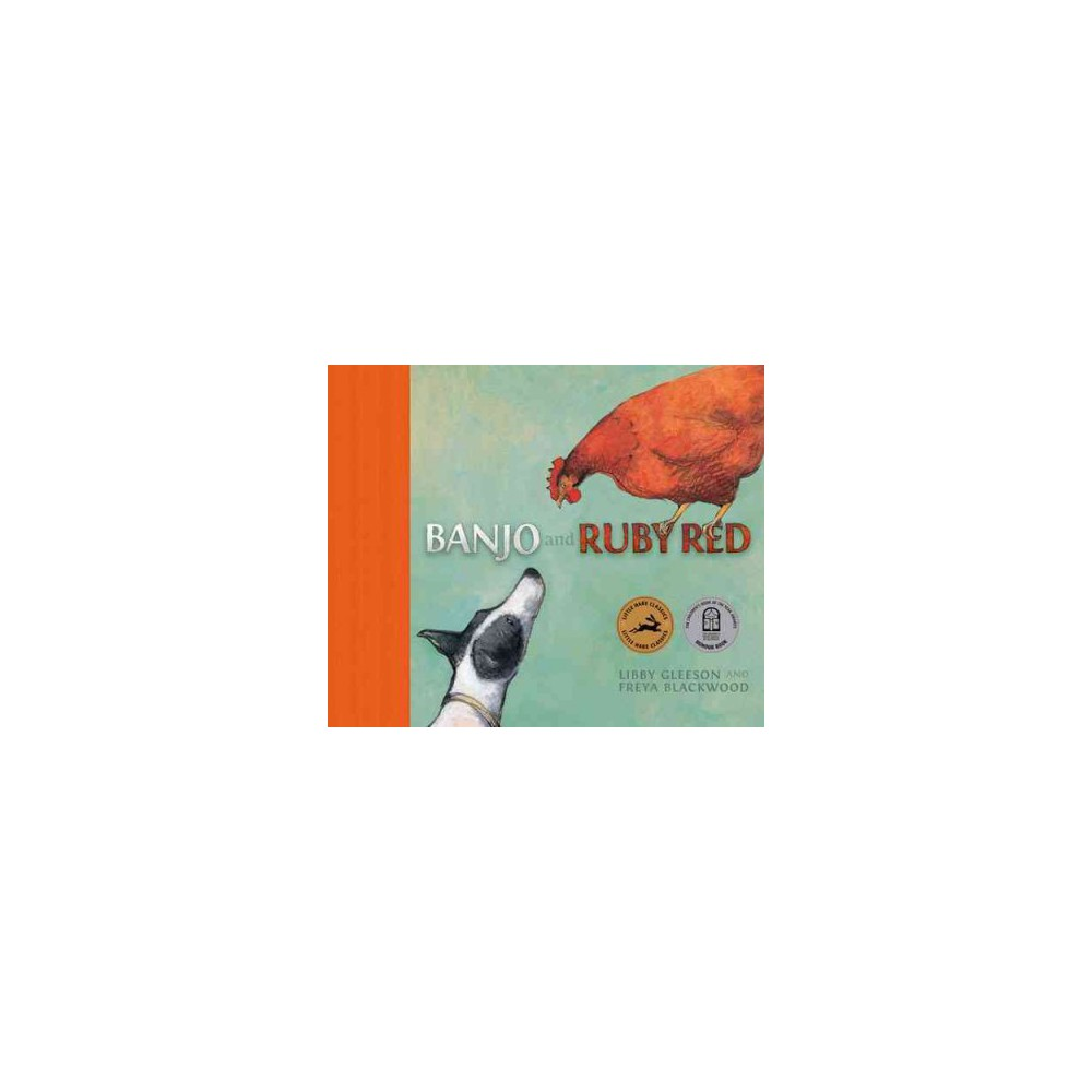 Banjo and Ruby Red (Reprint) (Paperback) (Libby Gleeson)