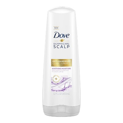 Dove Beauty Derma Care Scalp Soothing Moisture Conditioner - 12 fl oz
