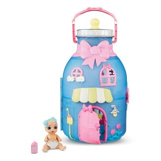 BABY Born Surprise Baby Bottle Playset