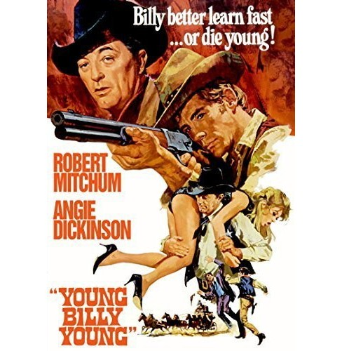 Young billy young (DVD) - image 1 of 1