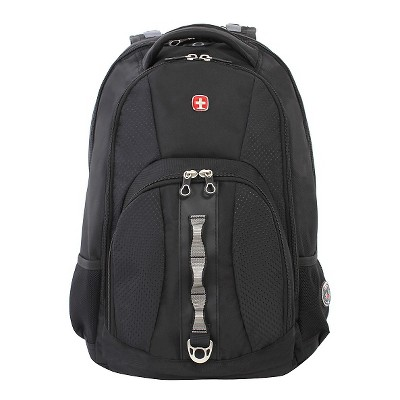 "SWISSGEAR ScanSmart 18"" Backpack - Black"