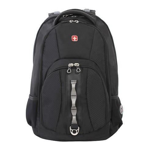 """SWISSGEAR ScanSmart 18"""" Backpack - Black - image 1 of 6"""