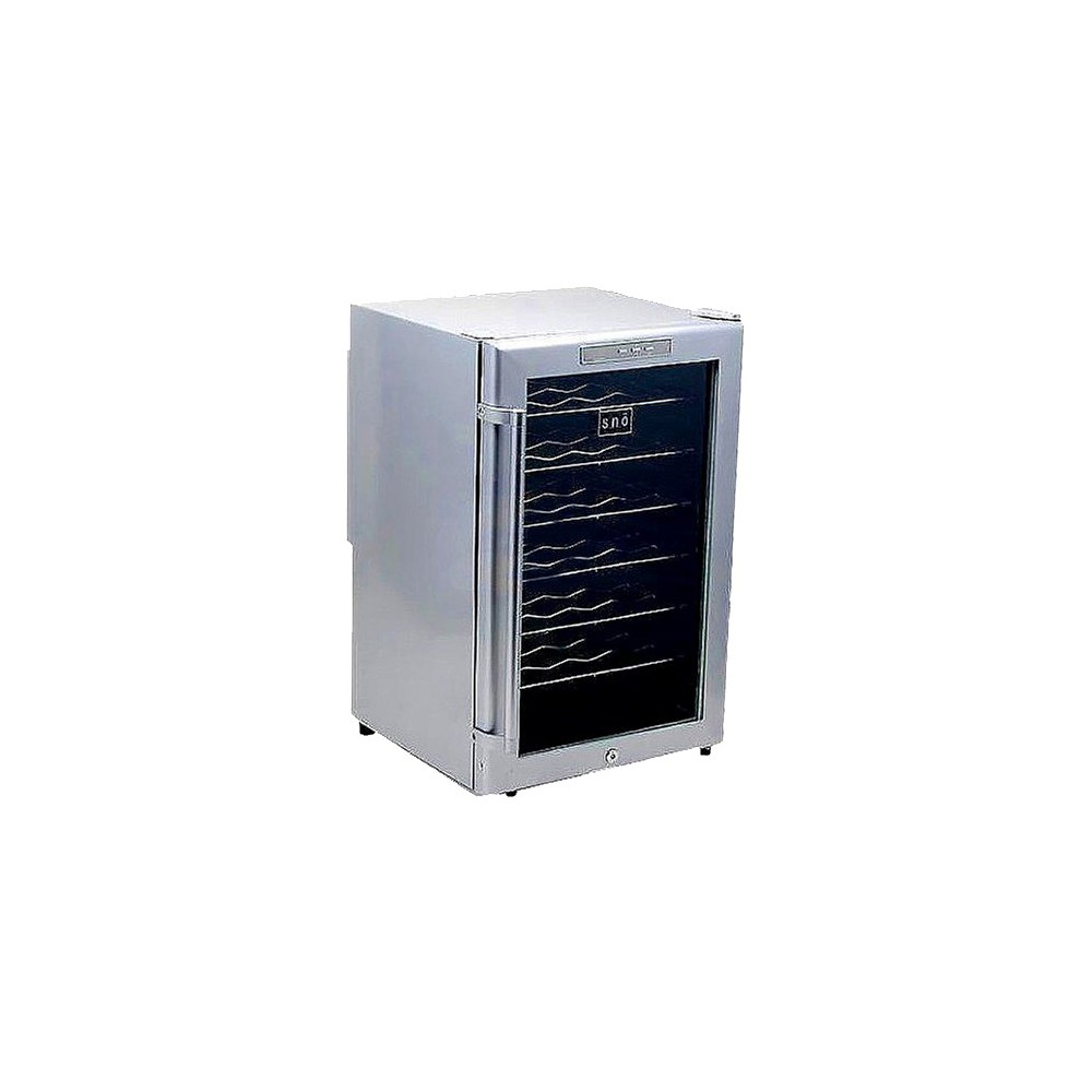 Whynter 28-Bottle Sno Wine Cooler – Silver WC28S 10488333
