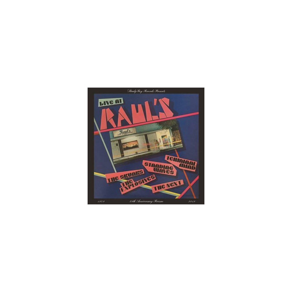 Various - Live At Raul's (Vinyl)