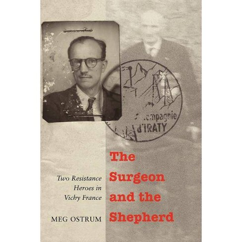 The Surgeon and the Shepherd - by  Meg Ostrum (Paperback) - image 1 of 1