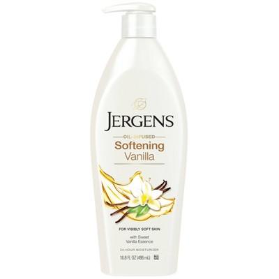 Jergens Vanilla Hand and Body Lotion - 16.8 fl oz