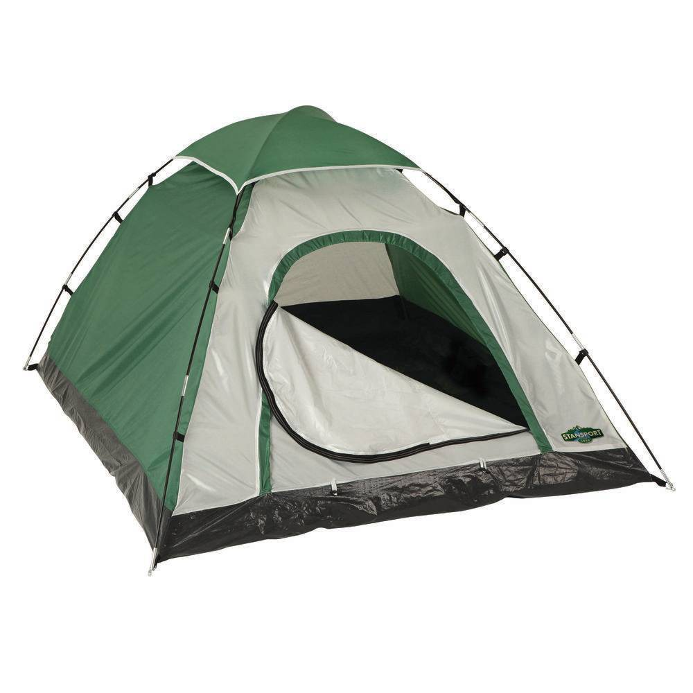 Stansport 2 Person Adventure Tent - Green