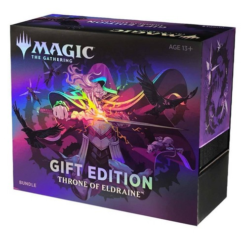 2019 Magic The Gathering: Throne of Eldraine Bundle Gift Edition - image 1 of 4