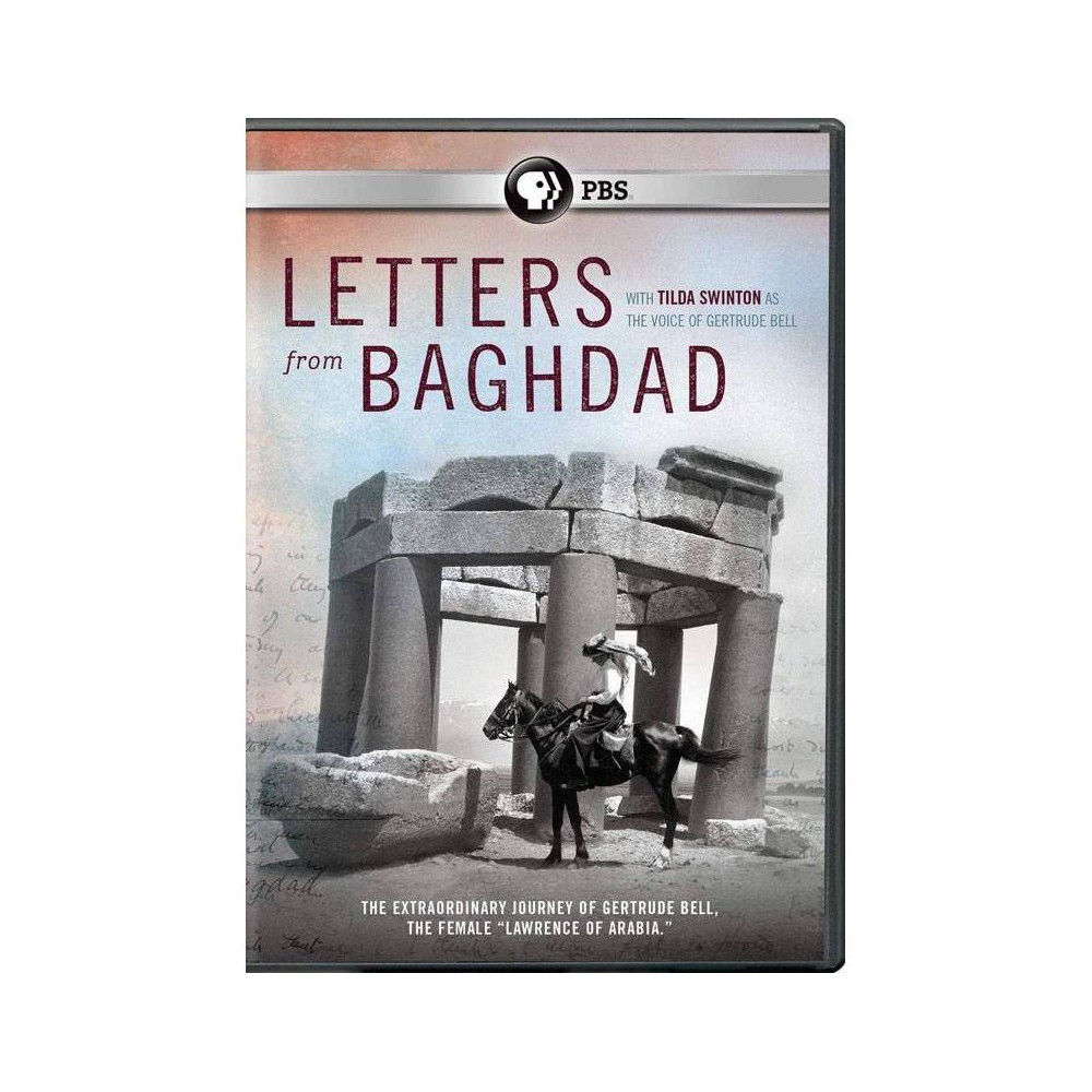 Letters from Baghdad (DVD) Discounts