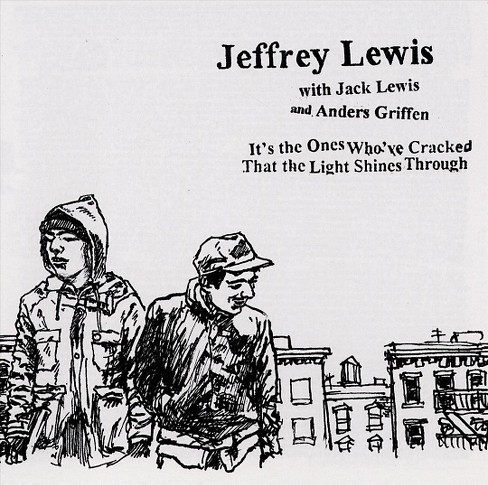 Jeffrey lewis - It's the ones who've cracked (Vinyl) - image 1 of 1