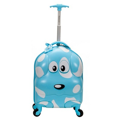 """Rockland 17"""" Kids' Carry On Suitcase"""