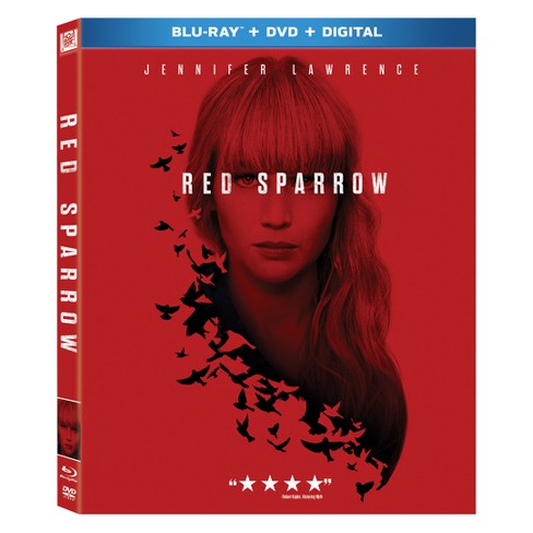 Red Sparrow (Blu-Ray + DVD + Digital) - image 1 of 1