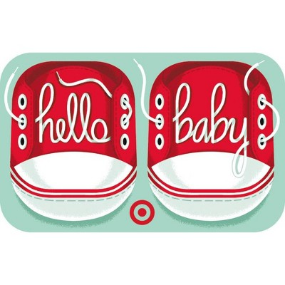 Baby Shoes GiftCard