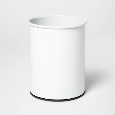 Stainless Steel Utensil Storage Container White - Threshold™