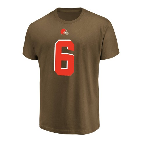 NFL Cleveland Browns Men's Baker Mayfield T-Shirt - image 1 of 3